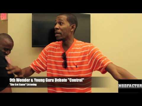 "9th Wonder & Young Guru Debate Kendrick's ""Control"" Verse [NODFACTOR.COM]"