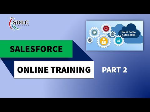 SalesForce Online Training | Part 2 - Integration | SDLC Training
