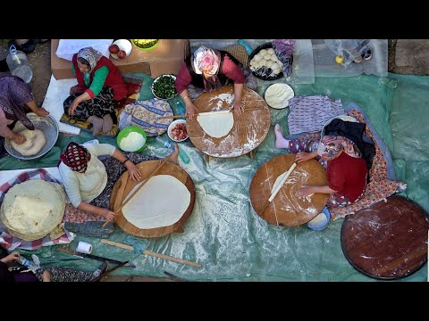 Traditional Turkish Breakfast Varieties 4