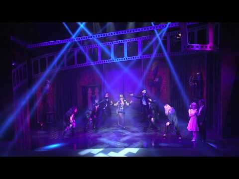 The Time Warp from Rocky Horror Show tour 2013