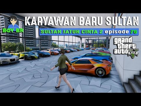 MOBIL BARU SULTAN - REAL LIFE eps 76 - GTA 5 INDONESIA