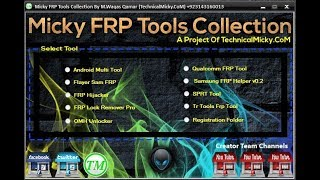 FRP Tools Collection Latest 2K17 Free Download