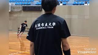 大阪市立大学ハンドボール部 2020春 PV