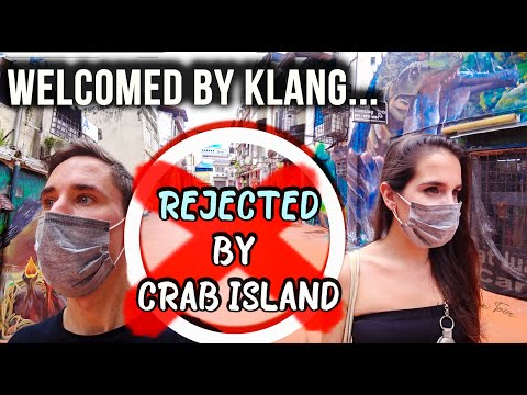 Klang: 5th Most 'Dangerous' City in Asia.. Apparently | Malaysia After Lockdown Vlog 2020