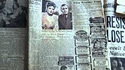 Seattle Post-Intelligencer Washington  May 8th  1945 Newspaper