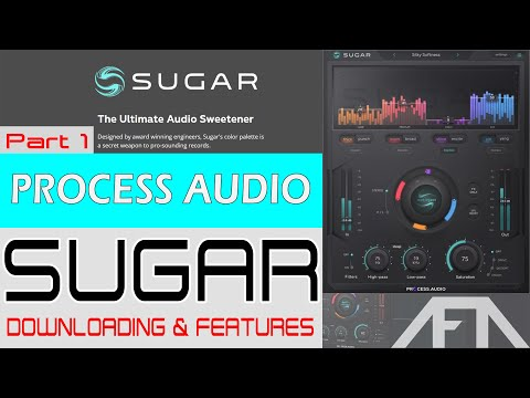 Process Audio (SUGAR)