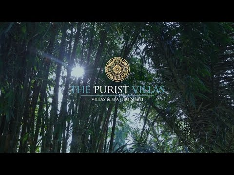 The Purist Villas Ubud, Bali - A Luxury Design Resort In Paradise