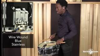 Black Swamp: Multisonic Snare Configurations