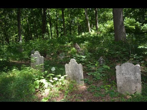 Mysterious German cemetery found in Lancaster Pennsylvania