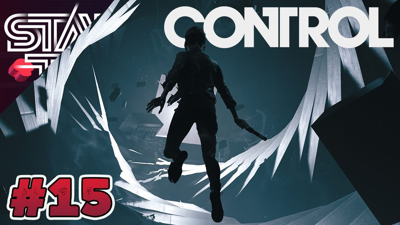 CONTROL – I Can Now Levitate 😄 – Part 15