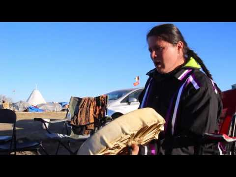 Voices of Standing Rock: Rob Saw, Native Americana