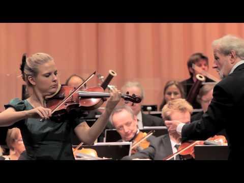 Alexandra Hjortswang   Pablo de Sarasate   Zigeunerweisen Op  20 HD