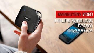 khui hop philips wireless portable bt2500 - wwwmainguyenvn