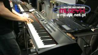 Roland Rd700gx Supernatural Piano Kit - Demo 2 - Test Na E-muzyk.net.pl