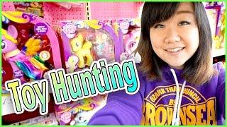 TOY HUNTING - Tokidoki, Exclusive Funko, Kidrobot, TMNT, Marvel, Shopkins and Zelfs!