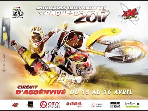 TMC -  Moto Cross International de Pâques 2017