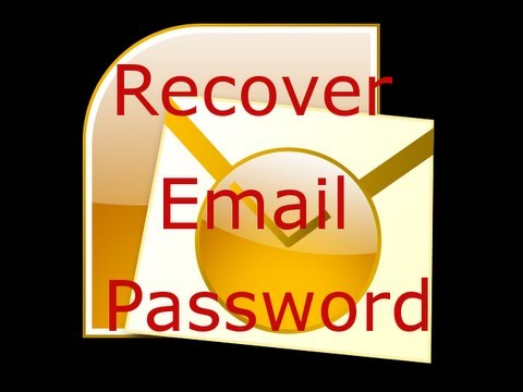 Recover Your Email ( Outlook ,Outlook Express , Etc. ) Password With Mailpassview