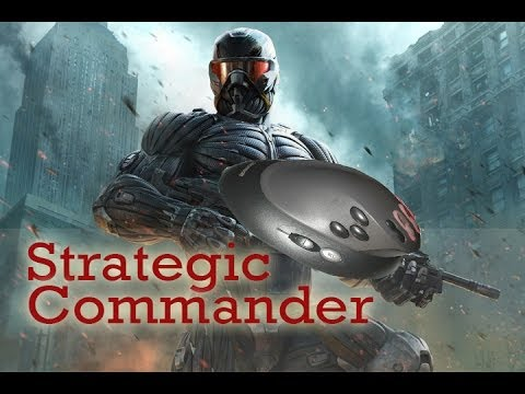 Microsoft Strategic Commander - Crysis 3 Gameplay