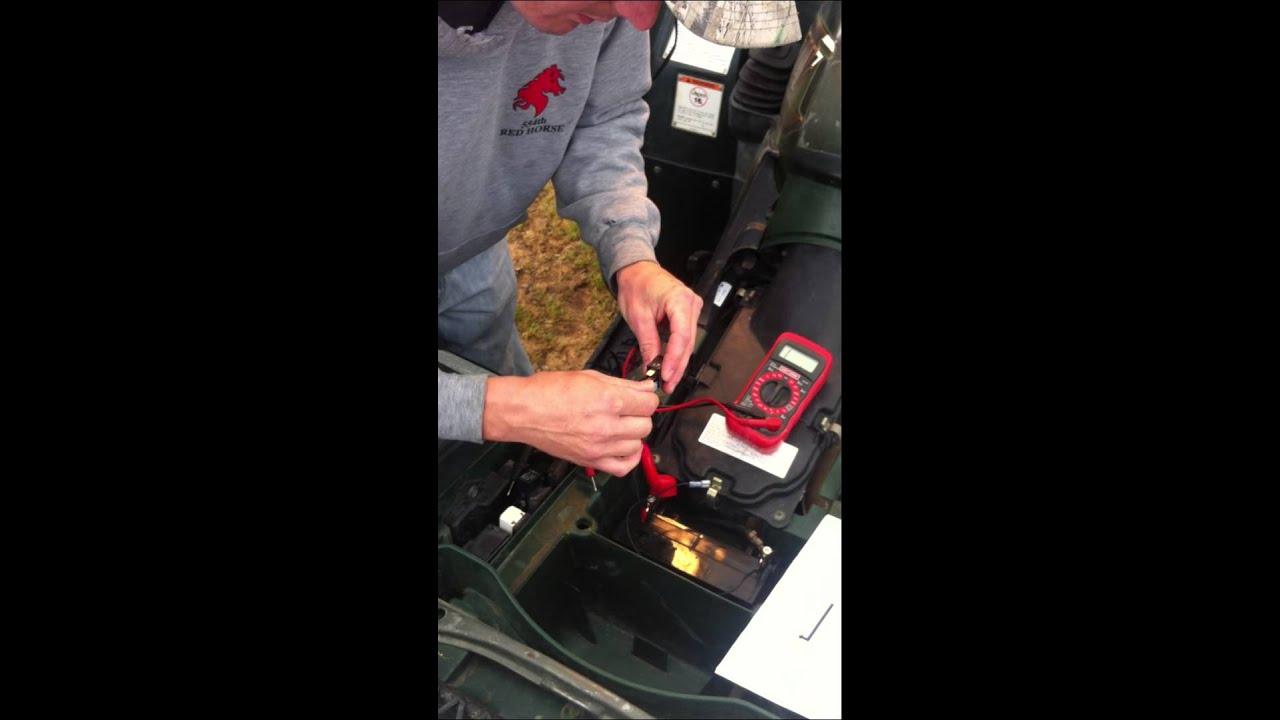 maxresdefault testing the three 4wd relays on yamaha atv's youtube 2005 yamaha kodiak 450 fuse box at arjmand.co