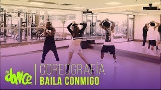 Baila Conmigo Juan Magan Ft Luciana Coreografía FitDance Life 4k