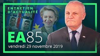 Mali - Bénin - Chine - Ponts - Moscovici - Grèves - ADP - LREM : Entretien d'actualité #85
