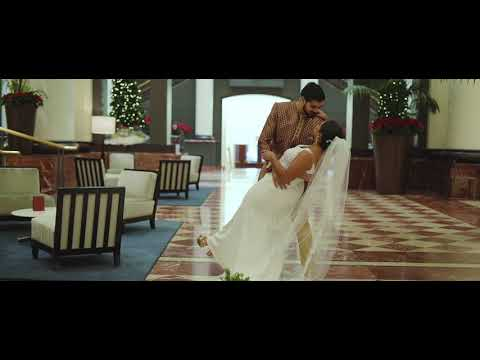 Sofia & Aadit's Wedding Teaser Film @  The Society Room of Hartford
