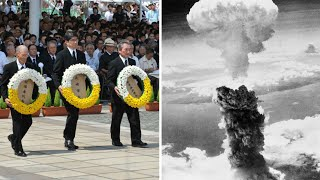 video: Watch: Nagasaki marks 75 years since US atomic bombing