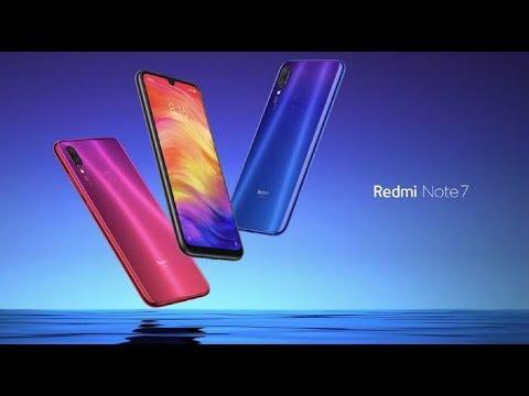 НЕ Xiaomi, Redmi Note 7 первый в 2019! Теперь это новый бренд!