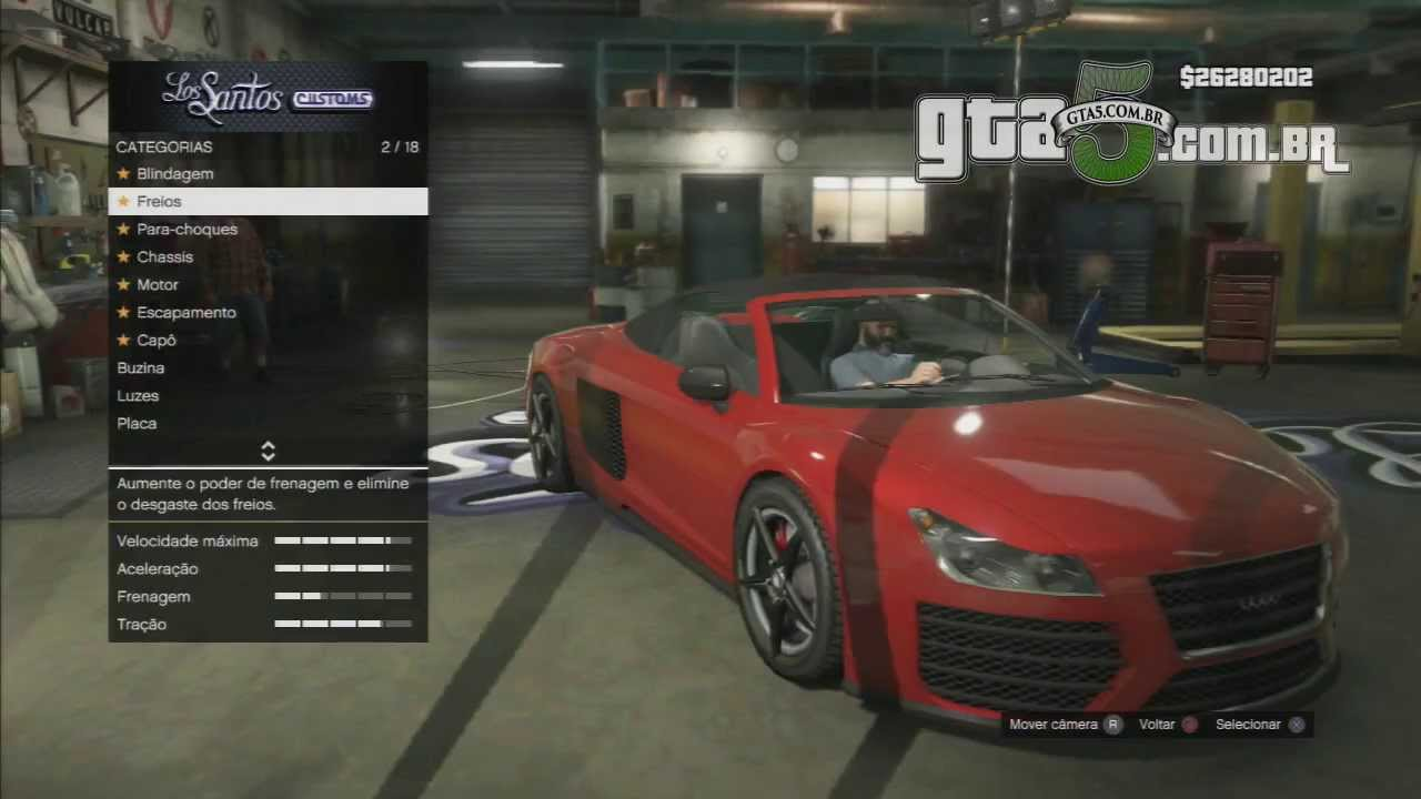 Obey 9F Cabrio GTA V - YouTube