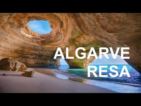 Semester i Algarve: Video Reseguide
