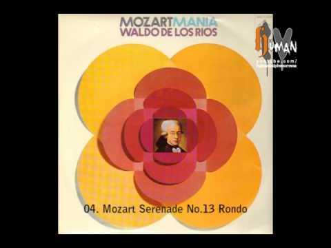 Waldo de los Rios  Mozart Serenade No13 Rondo