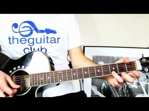 """Harry Potter Theme Tune """"Beginners Guitar Lesson"""""""