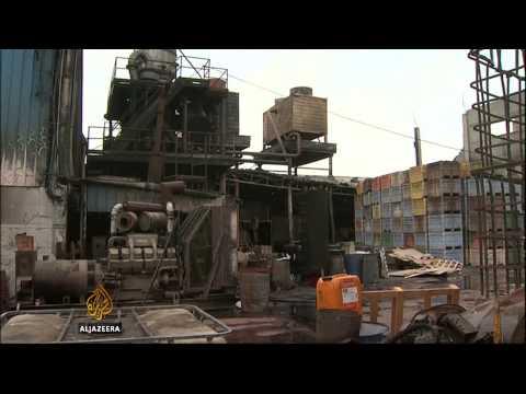 Israel blockade cripples Gaza's economy