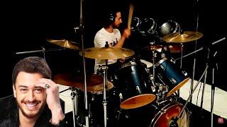 Saad Lamjarred Ft DJ Van - Enty (Drum Cover by Alaa A R) سعد لمجرد - إنتي