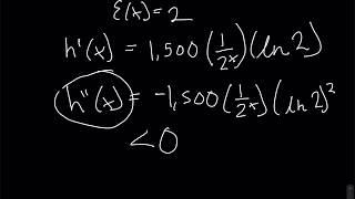 Jensen's Inequality Example
