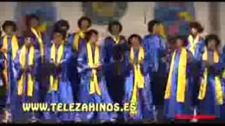 CHIRIGOTA T.H.B 2013 coro evangelico