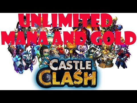 Castle Clash Hack 2018 - Free Gold And Mana Castle Clash - Castle Clash Online Generator   2018