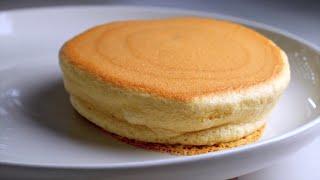 Make Fluffy Japanese pancakes in just 20 Minutes | Pancake Recipe