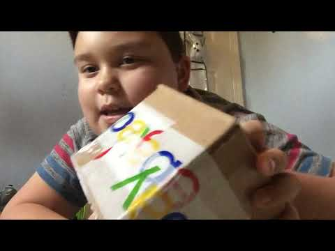 Unboxing The Wiggles Anthony Smiti