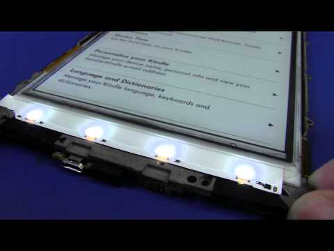 EEVblog #370 - Kindle Paperwhite Teardown Review