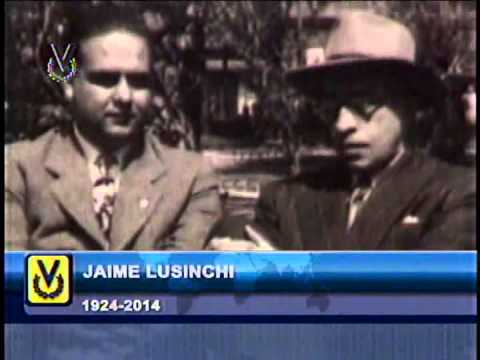 Fallece expresidente Jaime Lusinchi