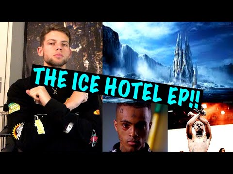 XXXTENTACION - Ice Hotel EP | REACTION!