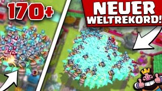 170+ INFERNO CLONE DRAGON! | NEUER WELTREKORD! | GAME BUGT | CLASH ROYALE DEUTSCH