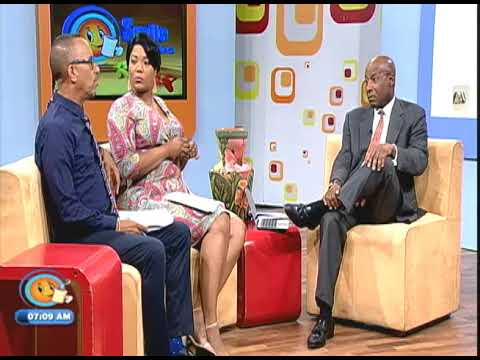 Growing Jamaica's Economy - TVJ Smile Jamaica - April 16 2018