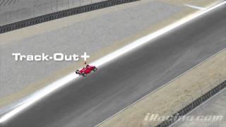 Школа вождения iRacing - Глава 3A. Гоночная траектория