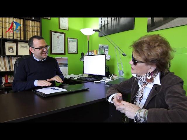 INTERVISTA A GIUSEPPE SCIALLA CANDIDATO SINDACO CASTEL VOLTURNO - APPIA POLIS