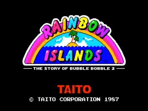 [One Credit Arcade] RAINBOW ISLANDS - Il Primo Sequel Di Bubble Bobble (Taito 1987) [ZombieGamer80]