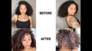 NATURALLY LIGHTEN YOUR HAIR AT HOME!!! Laysha Nicole ♥️