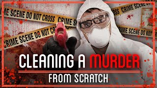 How to Clean Up a Murder