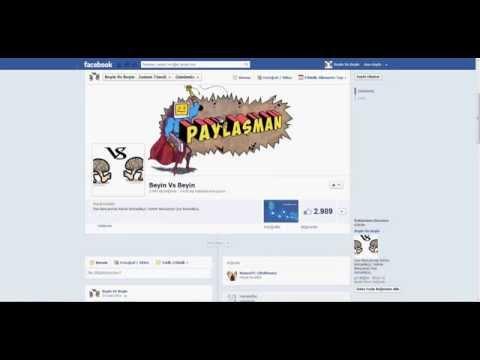 Facebook Sayfa Durum Abone Kasma 2014